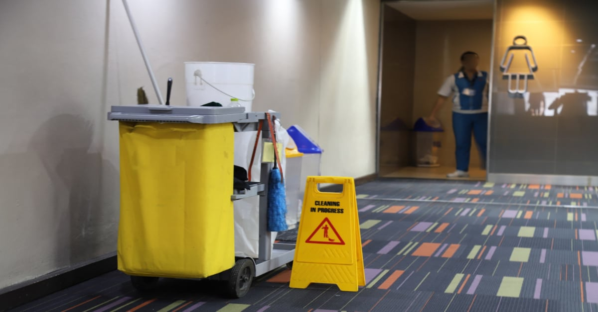 Cleaners Stay Clean, but Can They Stay Green?