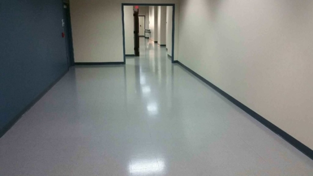 commercial grout cleaning