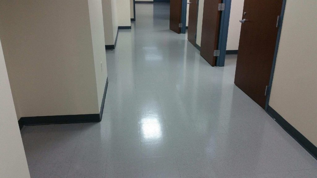 professional office cleaning service after 2