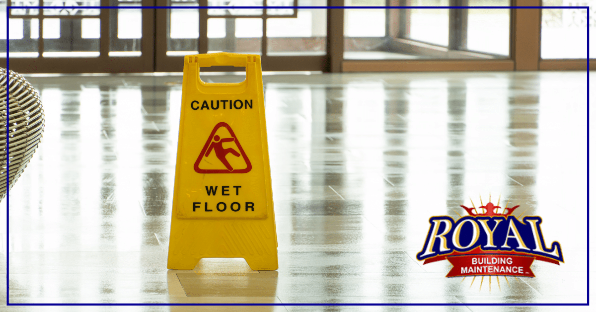 How to Prevent Slips Trips and Falls at Work